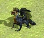Замок Хаоса. Черный дракон (black dragon)